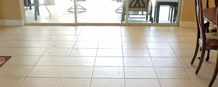 Clean Marble Tiles